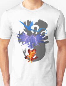 Zapdos, Moltres and Articuno (ele) T-Shirt