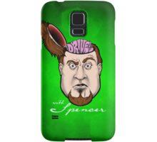 Drivel with Spencer Logo Samsung Galaxy Case/Skin