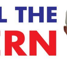 Feel the Bern Sticker