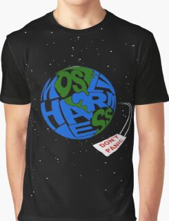 Mostly Harmless Graphic T-Shirt