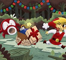 Christmas is the Bomb! by Sean Celaya