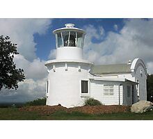 Replica of the 1880 Yamba Lighthouse Photographic Print