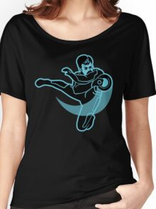 TRON SWANSON Women's Relaxed Fit T-Shirt