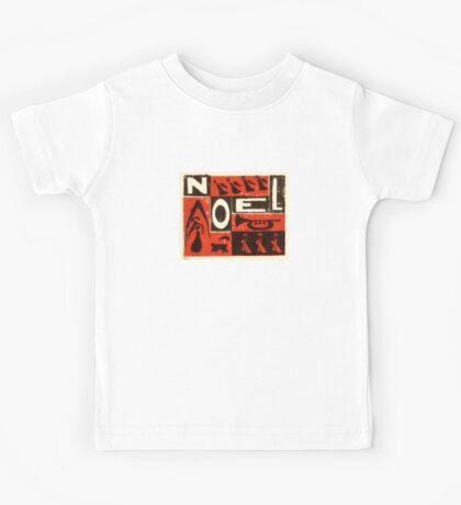 Noel Red Kids Tee
