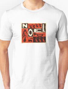 Noel Red Unisex T-Shirt