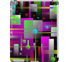Crazy Beautiful Abstract  iPad Case/Skin