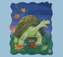Animal Parade Tortoise Kids Tee