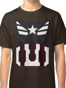 American Shield - Distressed Classic T-Shirt