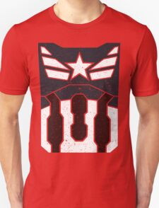 American Shield - Distressed T-Shirt