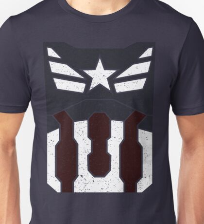 American Shield - Distressed Unisex T-Shirt