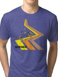 Retro 1980's Bmx Bike Men's T-shirt Tri-blend T-Shirt