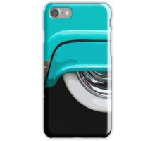 Turquoise Skirt iPhone Case/Skin