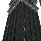 brick campanile by david balber