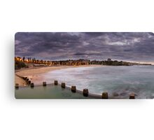 The Bay of Coogee Canvas Print