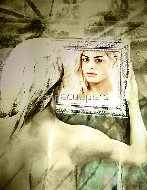 I'll be your mirror by annacuypers