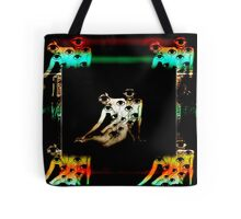 remote viewing Tote Bag