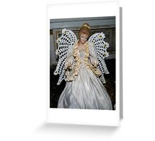 Annettes' Angel Greeting Card