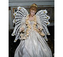 Annettes' Angel Photographic Print