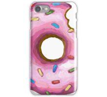 Big Bite Donut  iPhone Case/Skin