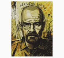 Walter White by ELaam