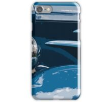 Auburn Blues iPhone Case/Skin