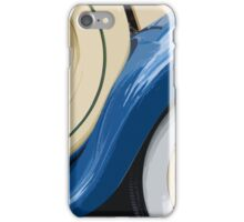 Spare Curves iPhone Case/Skin
