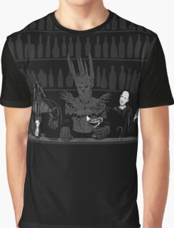 Dark Lord Happy Hour Graphic T-Shirt