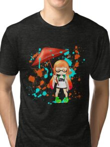 Splatoon Tri-blend T-Shirt