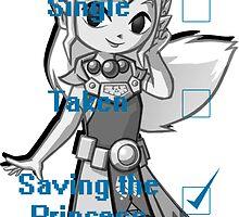 Saving the Princess by Kryoine