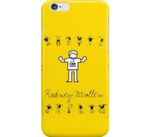 I LOVE SKATEBOARD - Rodney Mullen iPhone Case/Skin