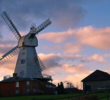 Willesborough Mill by JEZ22