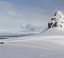 whaler's bay, Deception Island, the South Shetland Islands archipelago,  by PhotoStock-Isra