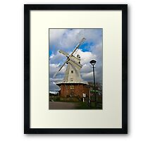 New Mill Framed Print
