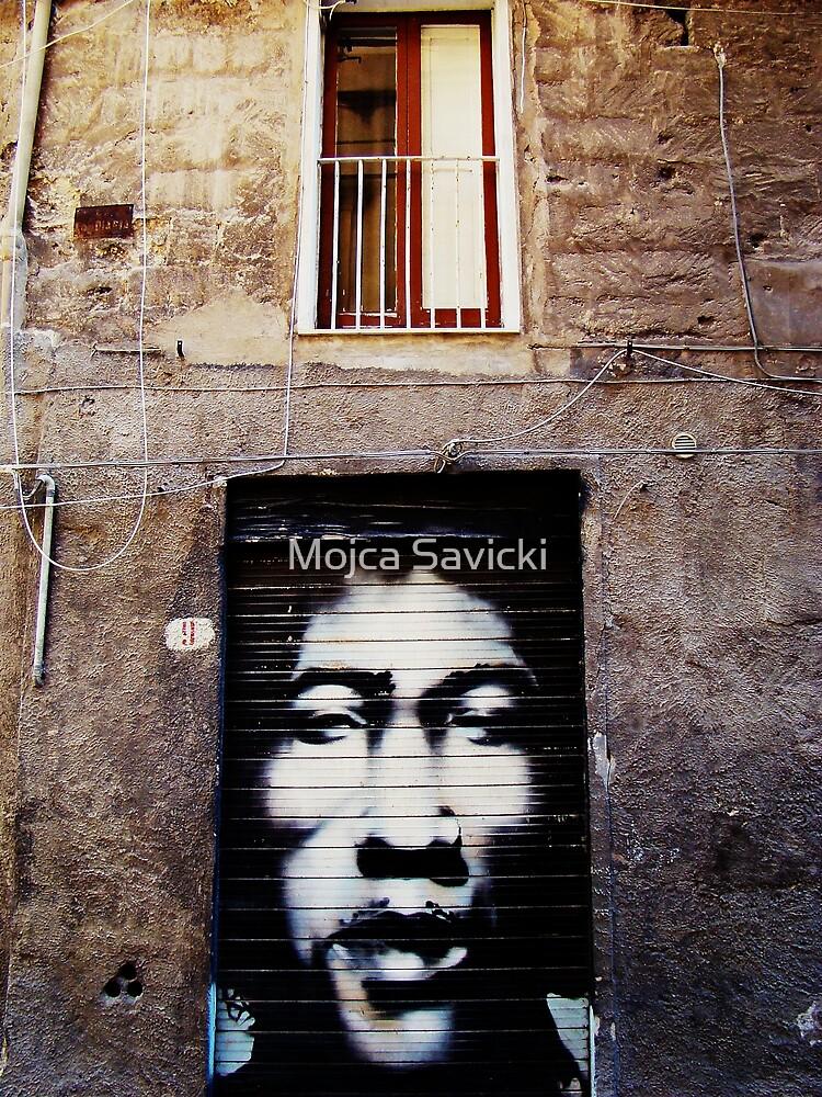 Door At Number 9 by Mojca Savicki