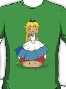 Peaches in Wonderland T-Shirt