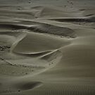 Windprints - Bandon, Coos County, OR by Rebel Kreklow