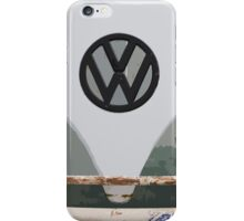 VW Bus iPhone Case/Skin