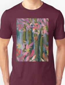 Autumn by a Waterfall T-Shirt