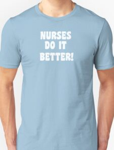 Robert Plant - Nurses Do It Better! T-Shirt