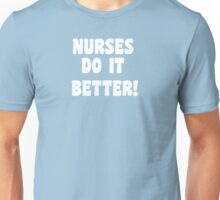 Robert Plant - Nurses Do It Better! Unisex T-Shirt