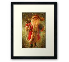 Jolly Ole' Saint Nicholas Framed Print