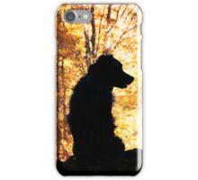 Farley in Fall iPhone Case/Skin