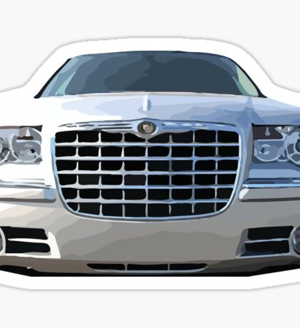 Chrysler 300c Sticker