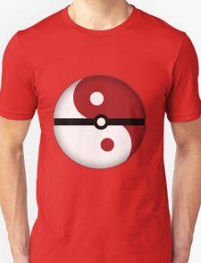 Pokeball + Ying & Yang T-Shirt