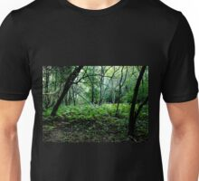Forest Ferns Unisex T-Shirt