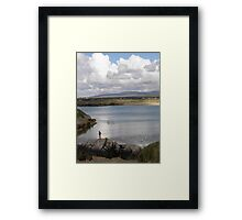 Keadue Bay, Donegal, Ireland  Framed Print