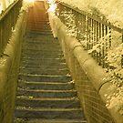 Sunlit Steps by digitalmidge