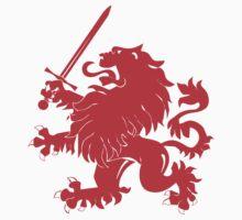 Heraldic Lion by mrtdoank