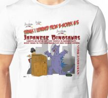 Things I Learned from B-Movies #5 Unisex T-Shirt