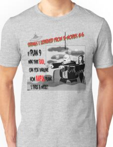 Things I Learned from B-Movies #6 Unisex T-Shirt